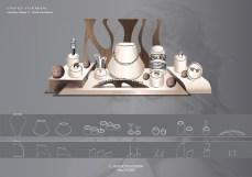 JL PRODUCTION : Client David Yurman, Display bijoux