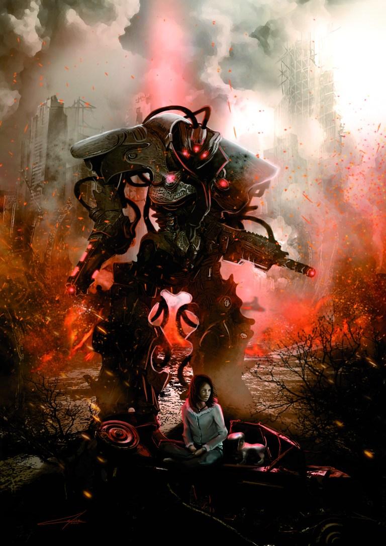 Couverture de livre - Les Robots - Editions Voyel