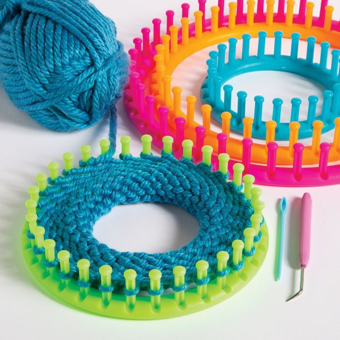about loom knitting pict