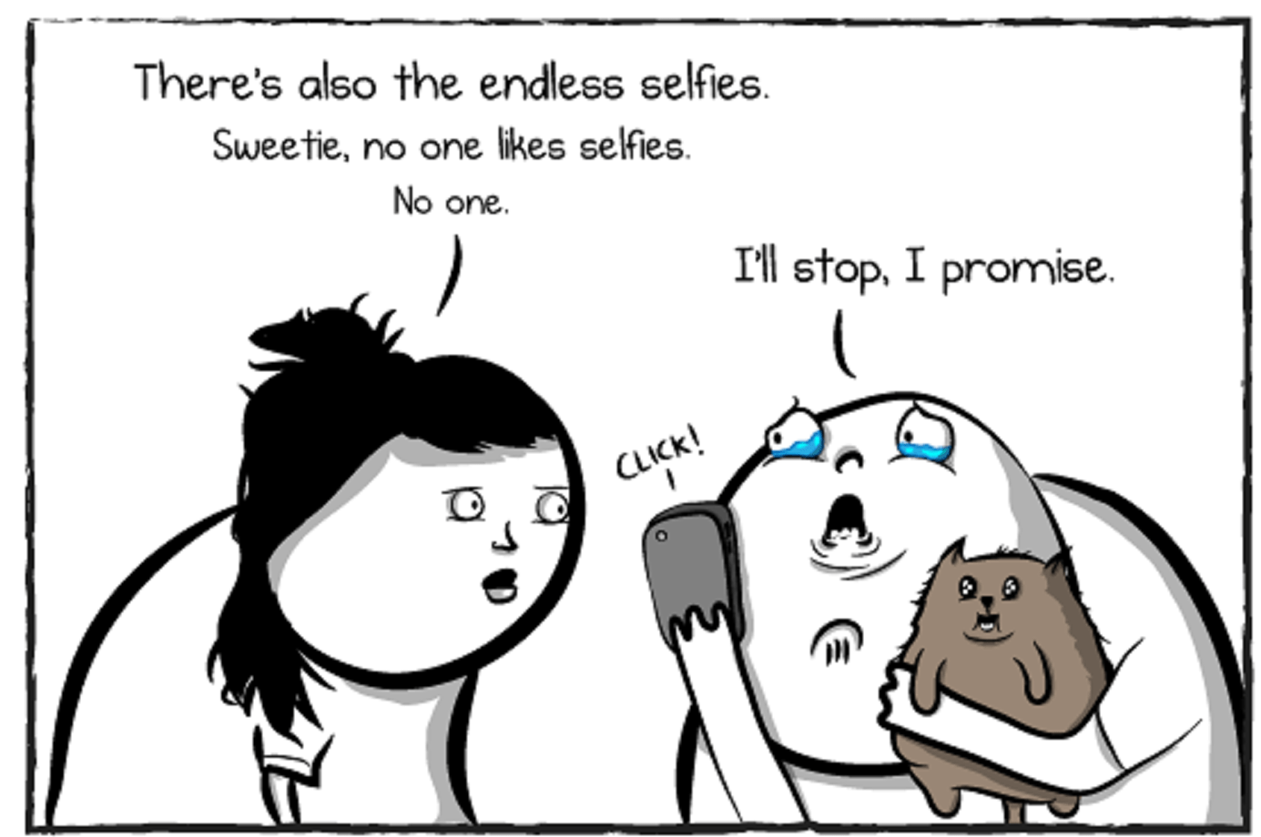 Lots Of Selfies May Suggest You Re A Narcissist