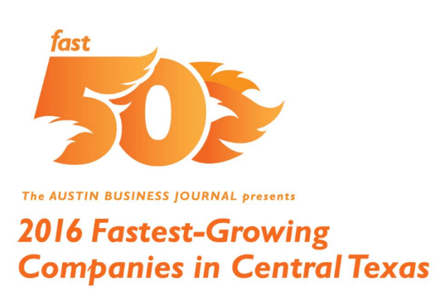 austin business journal fast 50 companies