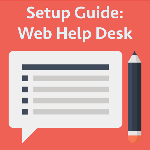 setup guide solarwinds web help desk