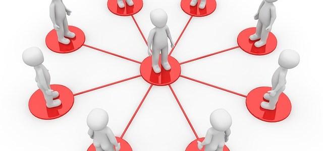 Netwerken is verbindingen tussen mensen leggen