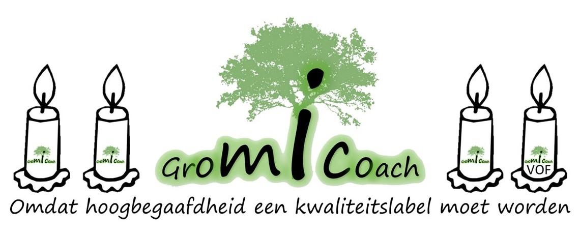 Gromicoach bestaat 4 jaar … fier en ambitieus om dit jaar de lat nog iets hoger te leggen