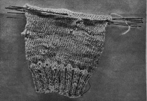 hooked-sock
