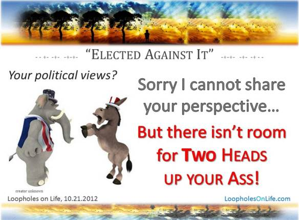 Better Perspectives in Politics