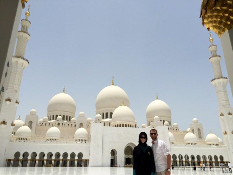 Shiekh Zayed Grand Mosque