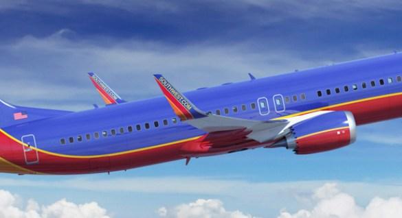 Southwest-Plane