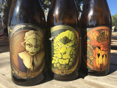 Jester King Beers