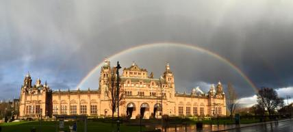 Double Rainbow in Glasgow