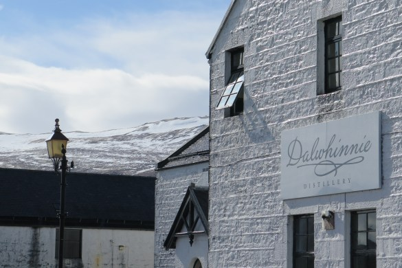 Dalwhinnie Distillery