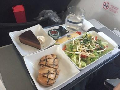 Asian Salad w/ Grilled Chicken