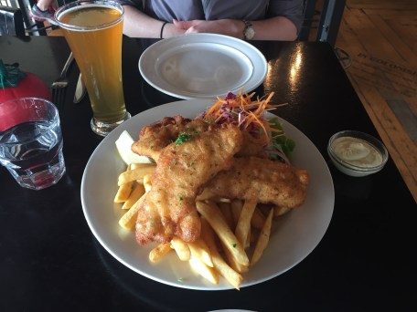 Fish, Chips, & Beer