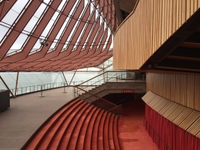 Event Space at the Top of a Sail