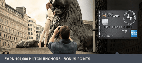 hilton honors offer