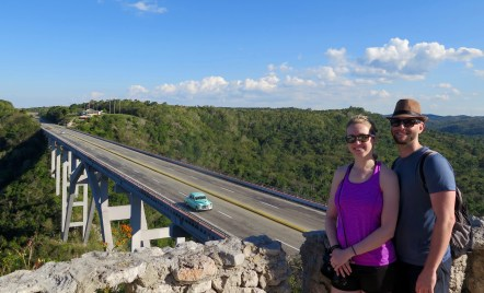 Longest, Highest Bridge in Cuba