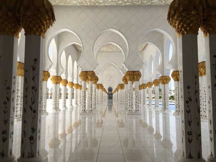 Beautiful Columns