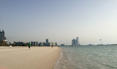 The Corniche Beach