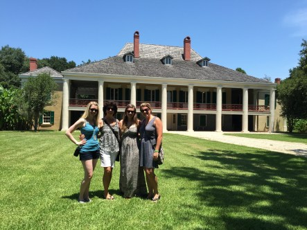 Destrahan Plantation House