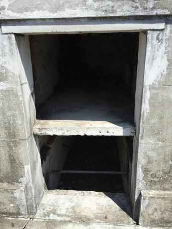 Inside the Graves
