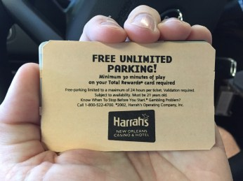 """The secret to """"free"""" parking in NOLA"""