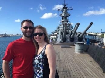 Mighty Missouri - Pearl Harbor