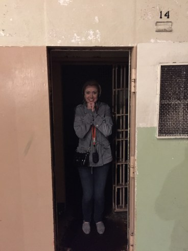 Brooke in Solitary Confinement