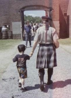 Me & Grandpa