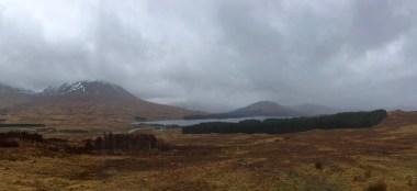 Mountains & Lochs