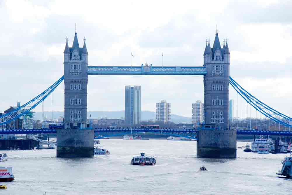 London Towerbridge In 48 Stunden London mit Kind entdecken