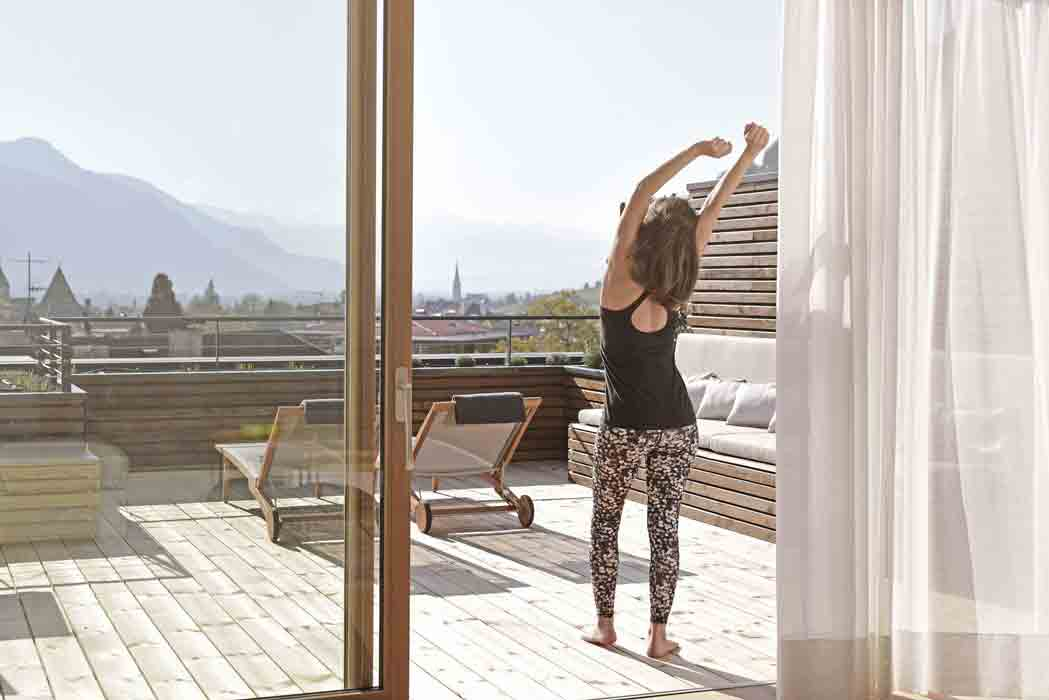 Yoga-Hotel-Schwarzschmied