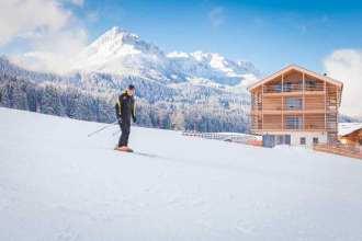 JOAS natur.hotel.b&b in Südtirol