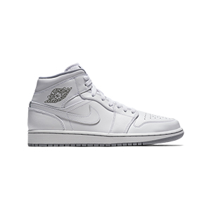 Nike Air Jordan 1 Mid shoelace size