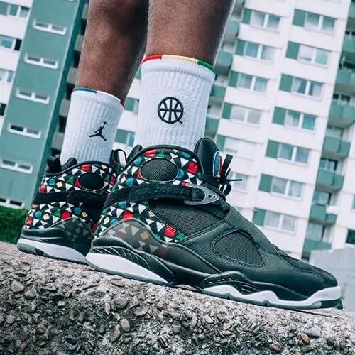 Air Jordan 8 Quai 54
