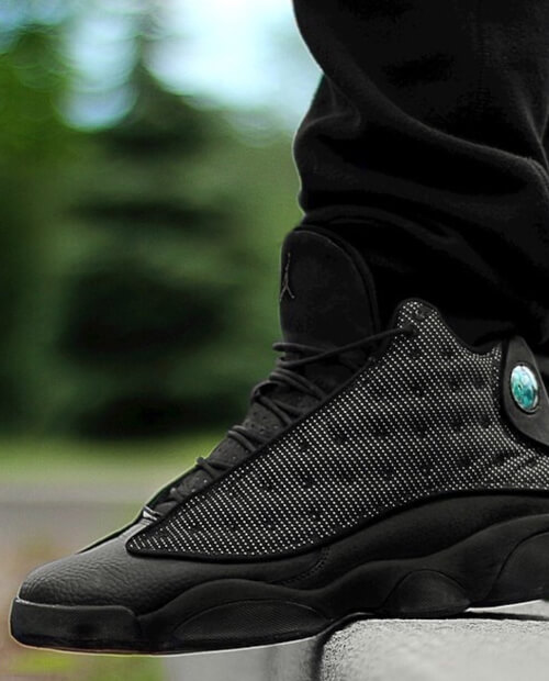 Jordan 13 Black Cat