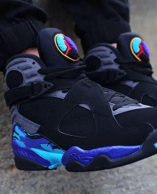 Jordan 8 Grape