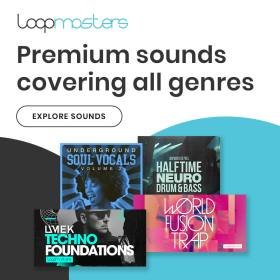 Loopmasters Premium Sounds