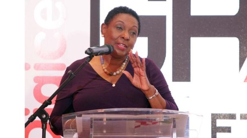 Resultado de imagen para Olivia Grange unesco speech