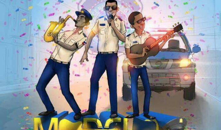 Poster du groupe MODEL LA/ Carnaval 2018/ Photo: Twitter PNH