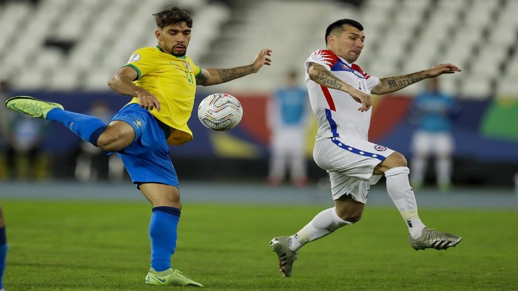 Brazil predicted lineup vs Peru