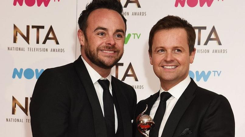 Triple success for Ant & Dec at the National Television ...