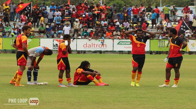PNG to play for bronze in men's soccer | Loop PNG