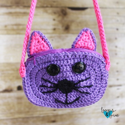 Kitty Cat Purse
