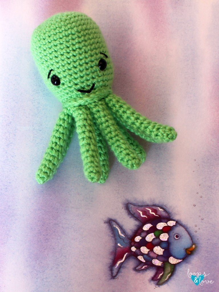 finished octopus photo