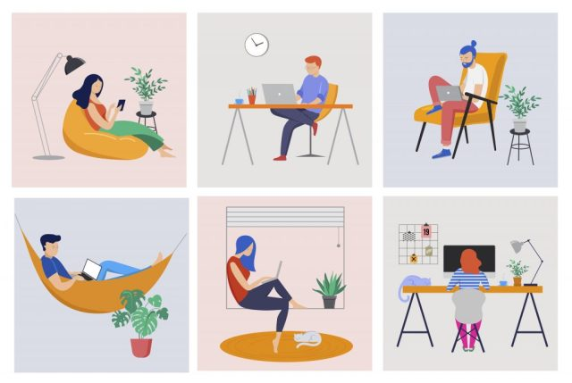 10 tips for ensuring effective remote working across your business during  Covid-19 | LoopUp