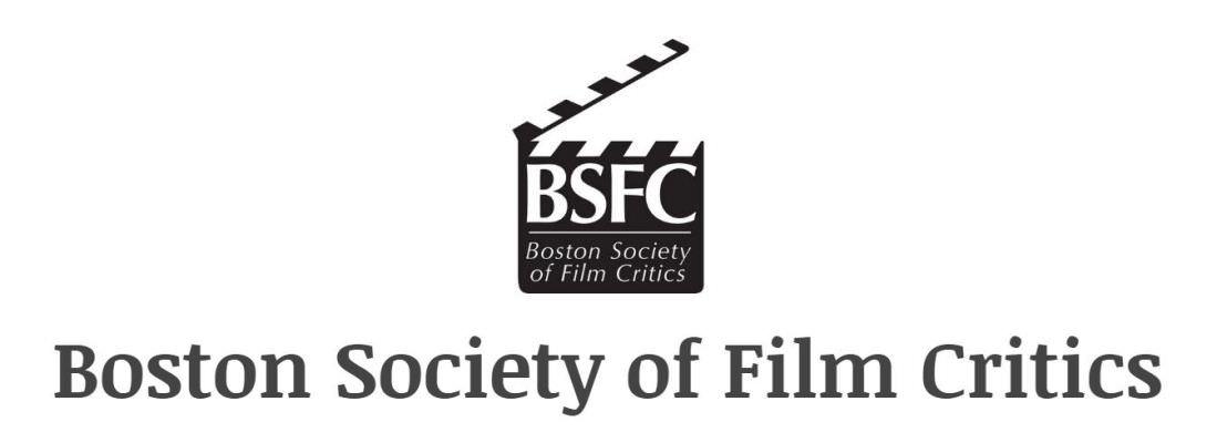 【獎項】2020波士頓影評人協會-得獎名單