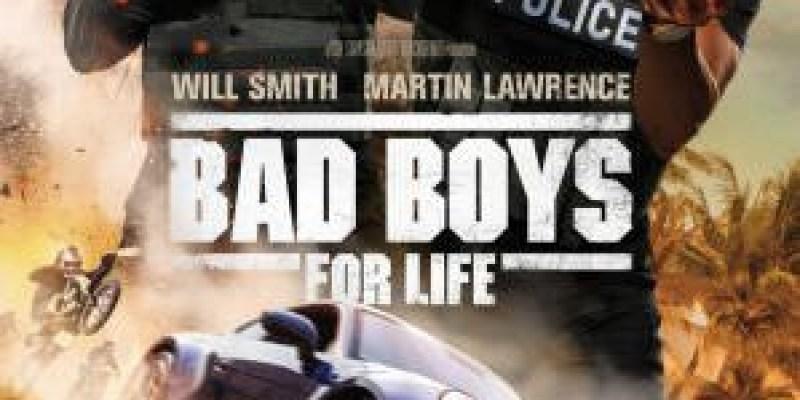 【影評】《絕地戰警3:FOR LIFE》一輩子的壞男孩