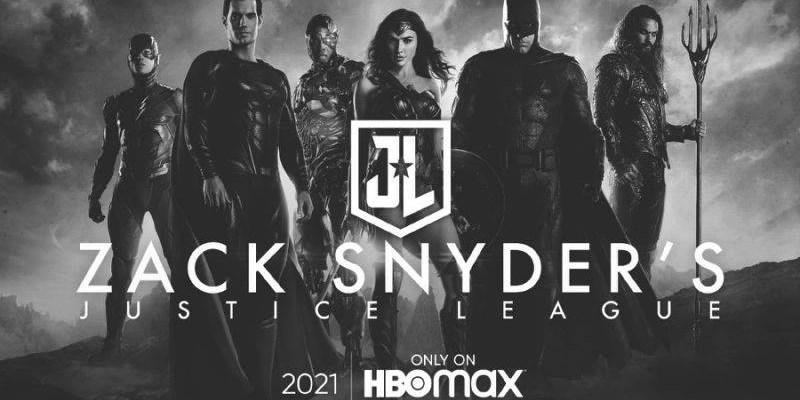 《正義聯盟:導演剪輯版》線上看將在2021年3/18於HBO釋出