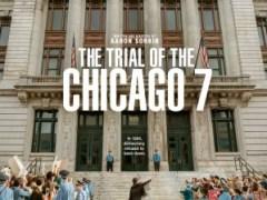 芝加哥七人案驚世審判 電影海報
