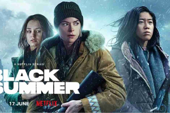 【Netflix美劇】《黑暗夏日》第二季:分集劇情介紹